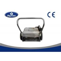Buy cheap Battery Operated Manual Push Floor Sweeper Machine Energy / Time Saving from wholesalers