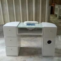 Beauty Nail Salon Equipment Wholesale Nail Manicure Table with Vacuum Cheap