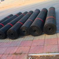 Buy cheap 40 Kn X 40 KN Biaxial Geogrid, Polypropylene Geogrid For Retaining Walls from wholesalers