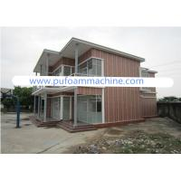 Buy cheap 40ft house to do popular prefab modular home for camp area from wholesalers
