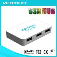 Buy cheap ABS Plastic Shell USB Hub Charger 3.0 4 Port  Micro USB Hub Chargers for Mobile Phone from wholesalers