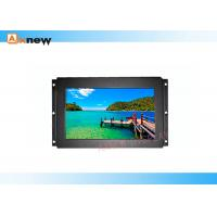 Buy cheap 8 inch 800x600 Capacitive LCD Monitor Touch Screen Video / hdmi inputs from wholesalers