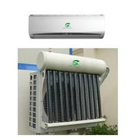 Buy cheap 9000 btu Vacuum Thermal Split Wall Mounted Hybrid Solar powered Air Conditioner from wholesalers