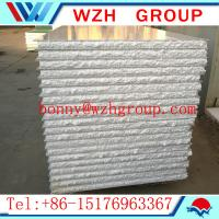 China prime 50-150 mm EPS wall panel and steel structure wall claddings on sale