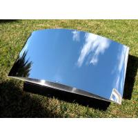 Buy cheap Exterior Decorative Polished Aluminum Plate , Silver Polished Aluminium Sheet from wholesalers