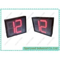 Buy cheap Basketball Game 12 Seconds Shot Clock for Hoops Stop Time LED Display from wholesalers