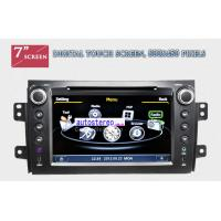 Buy cheap Suzuki SX4 Japanese Car Stereo GPS Navigation Multimedia Sat Nav from wholesalers
