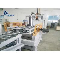 Buy cheap Plastic Fire Proof Plastic Vinyl Flooring Tile Machine 110KW Power from wholesalers