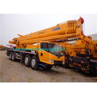 Buy cheap Diesel XCMG Truck Crane QY35K5 / Telescopic Hydraulic Crane With 36930kg Payload from wholesalers