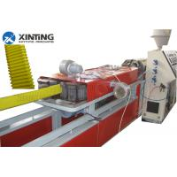 Buy cheap Jiangsu Flat Corrugated Pipe Making Machine , Plastic Pipe Production Line  from wholesalers