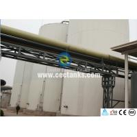 Buy cheap 100 000 gallon Bolted Steel Tanks for Industrial Effluent Aeration Process from wholesalers