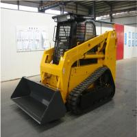 Buy cheap Bucket Capacity 0.4 - 0.5m3 Skid Steer Loader Hydraulic Pump With 80HP from wholesalers