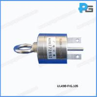 Buy cheap China Supplier UL498 Plug and Socket Gauges with Third-Lab Calibration Certificate from wholesalers