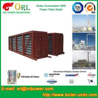 Buy cheap Hot Water Boiler Stack Economizer Economiser Tubes Anti Corrosion ASME Standard from wholesalers