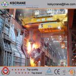 Buy cheap New Condition Double Beam Cast Bridge Crane from wholesalers