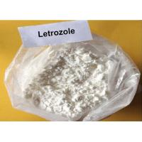 Buy cheap Anti Estrogen Steroids Letrozole (Femara) For Breast Cancer Treatment top quality white powder from wholesalers