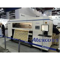 Buy cheap Atexco Model X Sublimation Textile Printing Machine with 8 Industrial Printer Head, 5000 linear meter production per day from wholesalers