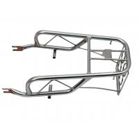 Buy cheap CG125 Carrier Sport Motorcycle Spare Part , Rear Handrail Chrome Plated from wholesalers