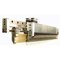 Buy cheap High Speed Plastic Sheet Extrusion Line , Film Coating Die Series For EVA Coating Products from wholesalers