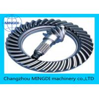Buy cheap Heat Treatment  Differential Spiral Bevel Gear Assembly For Vehicle ROSH CE ISO from wholesalers