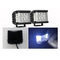 "Buy cheap 45W 4.5"" Square LED Driving Lights 6500k Offroad Truck Work Lights 3800 Lumen from wholesalers"
