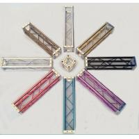 Buy cheap 150 x 150MM Colorful Aluminum Mini Bolt Truss For Exhibition Booth from wholesalers