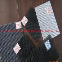 Buy cheap stainless steel mesh netting/304,316,316L bulletproof window security wire netting mesh from wholesalers