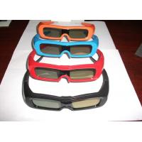 Stereoscopic Universal Active Shutter 3D Glasses With Bluetooth For Samsung TV