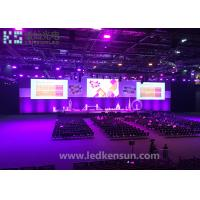 Buy cheap Repair Clear Vision P3.91 Indoor SMD LED Display Screen Hire High Definition For Live Show from wholesalers