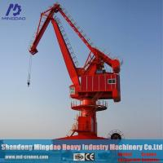 Buy cheap MD Brand Compact 5 ton~50 ton Mobile Jib Harbour Portal Crane Dock Crane Harbour Crane from wholesalers