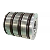Buy cheap 3 - Circuits Motor Power Rotary Slip Ring Wind Turbine / Electrical Slip Ring In Generator from wholesalers
