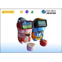 Buy cheap Red / Blue VR Game Machine Education Game For Age 3 To 10 Children Playing from wholesalers