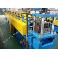 Buy cheap Hat Ceiling Channel Roll Forming Machine , Light Steel Keel Channel Rolling Machine from wholesalers
