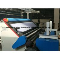 Buy cheap High Performance Fabric Winding Machine For Quilting / Curtains Industry product