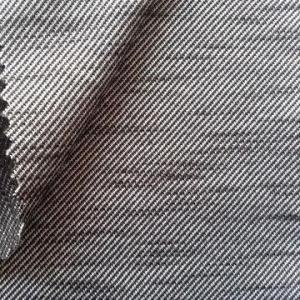 China Rayon poly span slub knitting denim, soft with nice texture on sale