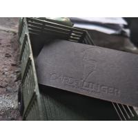 Buy cheap Blind Debossed Business Cards With Letterpress from wholesalers