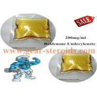 Buy cheap Yellow Liquid Boldenone Steroid BoldenoneUndecylenate Muscle Bulding CAS 13103-34-9 from wholesalers