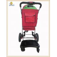 Buy cheap Good Balance Plastic Baby Buggy Board For Strollers , 3 Wheels Safety First from wholesalers