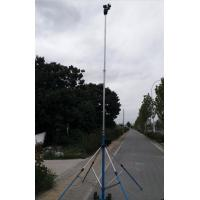 Buy cheap ground based aerial photography mast & telescopic video camera pole 30ft from wholesalers