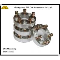 Buy cheap 5 Holes Wheel Spacer Adapters PCD 114.3 Spacers 6061 T6 Aluminum from wholesalers