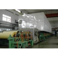 Buy cheap 1600mm corrugated paper machine from wholesalers