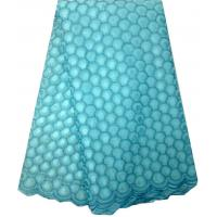 Buy cheap High Quality 100% Cotton Swiss Voile lace fabric from wholesalers
