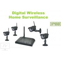 Buy cheap 700Tvl Digital Security Cameras Systems Wireless Waterproof Camera Work product