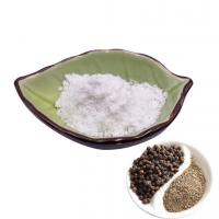 Buy cheap Black Pepper Extract Natural Raw Material 50% 95% 98% Piperine Powder For Makeups from wholesalers