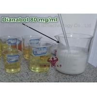 Buy cheap Oil Based Legal Dianabol Anabolic Steroids 80mg / Ml Liquid Oral Steroids For Mass Gain CAS 72-63-9 from wholesalers