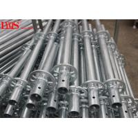 Buy cheap Quickly Assembly Ringlock Scaffolding System Flexible Scaffold for Construction from wholesalers