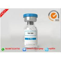 Buy cheap High Purity Raw Human Growth Peptides TB 500 / Thymosin Beta CAS 77591-33-4 from wholesalers