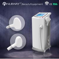 Buy cheap Germany 600W laser bar painless lazer hair removal 808nm diode laser hair removal machine from wholesalers
