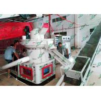 Buy cheap Wheat Straw Pellet Making Machine Sawdust Pellet Machine Wood 5.3t from wholesalers
