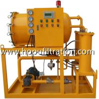 Buy cheap Light Diesel Oil Separator, Fuel Gas Oil Purification plant, Diesel Oil Moisture Cleaning System, Oil Purifier factory from wholesalers